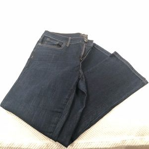 Banana Republic Straight Fit Dark Jean- 10P/30